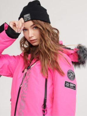 Женская Куртка Superdry SD Ski Run Jacket - фото 12