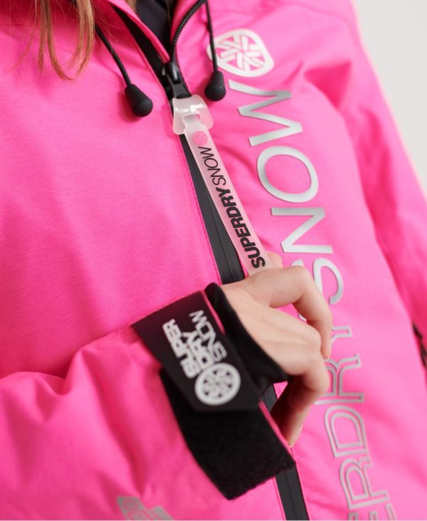 Женская Куртка Superdry SD Ski Run Jacket - фото 5