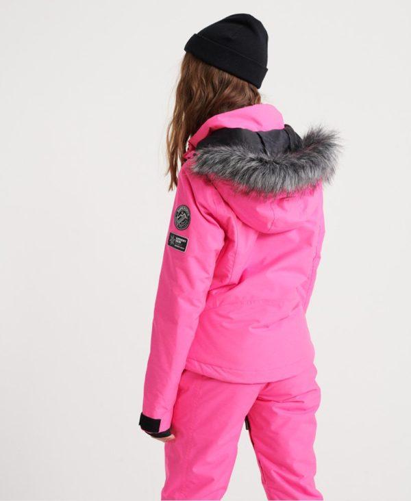 Женская Куртка Superdry SD Ski Run Jacket - фото 7