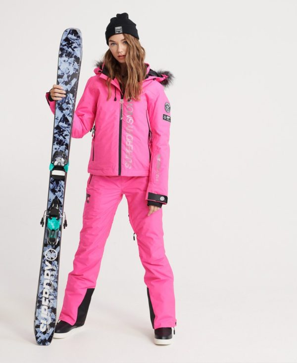 Женская Куртка Superdry SD Ski Run Jacket - фото 3