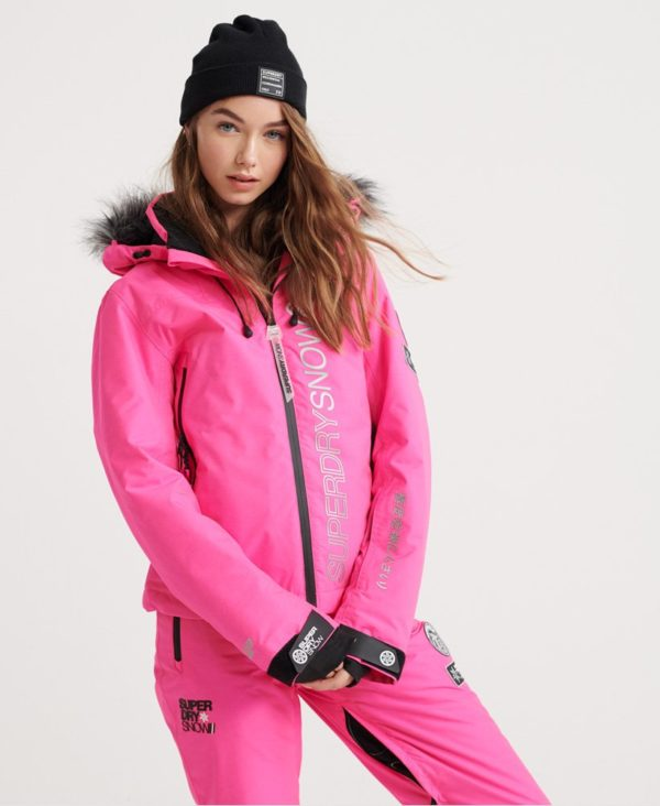 Женская Куртка Superdry SD Ski Run Jacket - фото 1