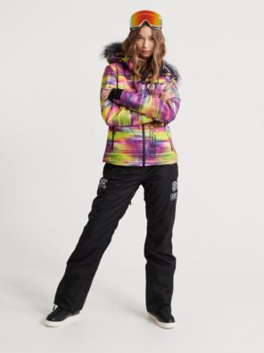 Женская Куртка Superdry SD Ski Run Jacket - фото 14