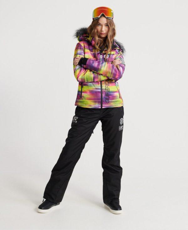 Женская Куртка Superdry SD Ski Run Jacket - фото 2