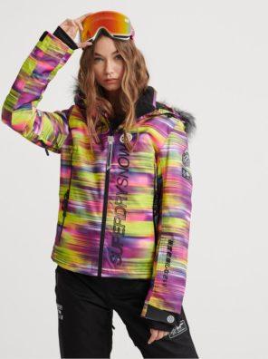 Женская Куртка Superdry SD Ski Run Jacket - фото 13