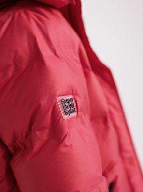 Женская куртка Superdry Koanda Puffer Jacket - фото 8