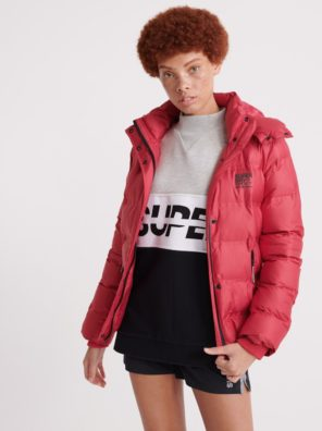 Женская куртка Superdry Koanda Puffer Jacket - фото 7