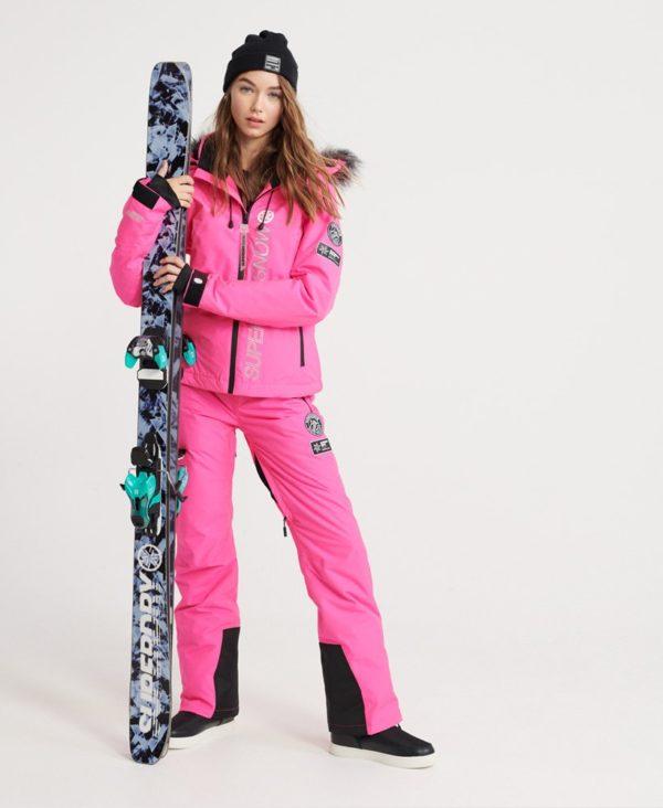 Женские Брюки Superdry SD Ski Run - фото 5