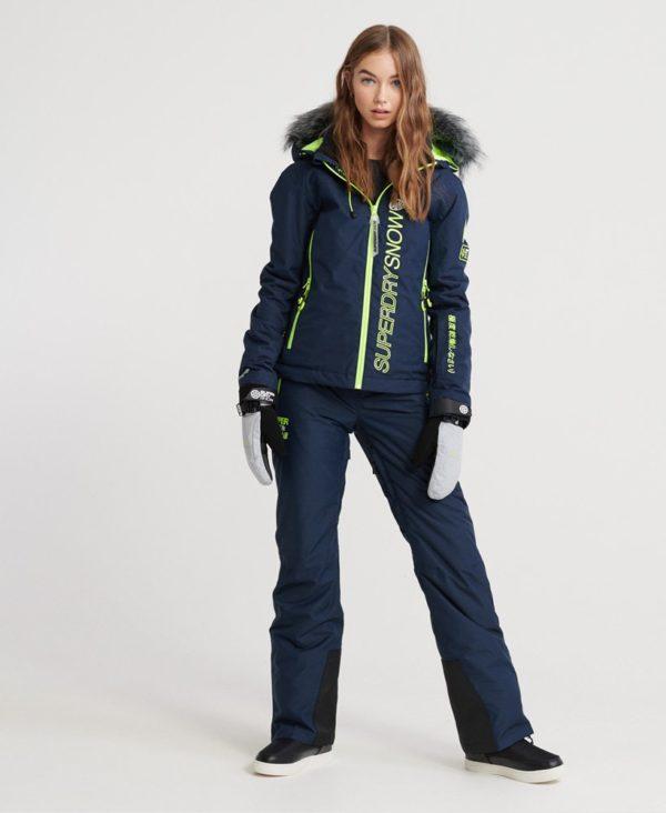 Женские Брюки Superdry SD Ski Run - фото 3