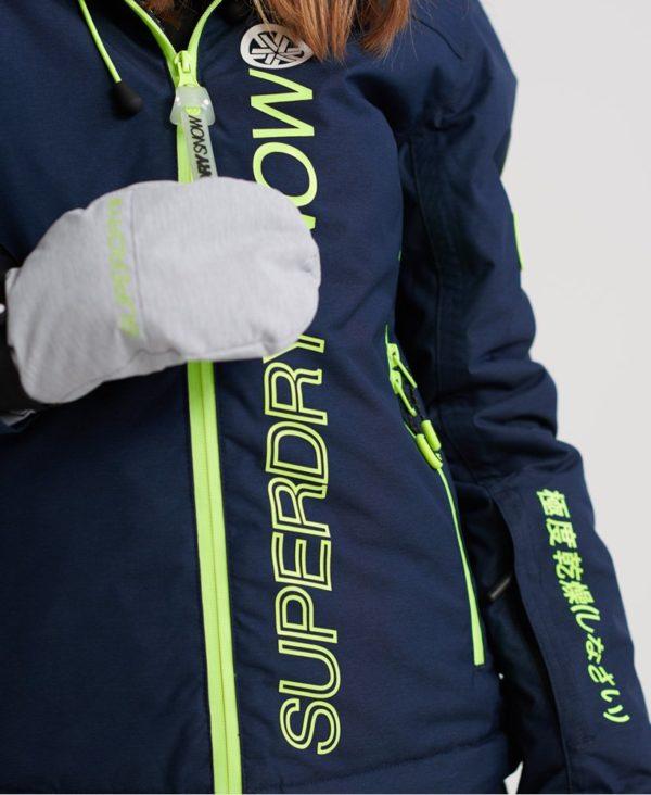 Женская Куртка Superdry SD Ski Run Jacket - фото 6