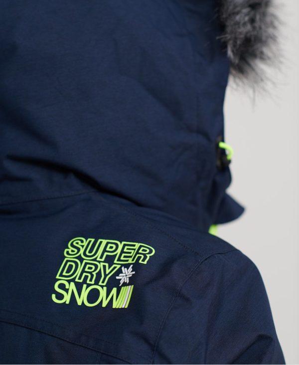 Женская Куртка Superdry SD Ski Run Jacket - фото 8