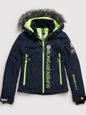 Женская Куртка Superdry SD Ski Run Jacket - фото 15