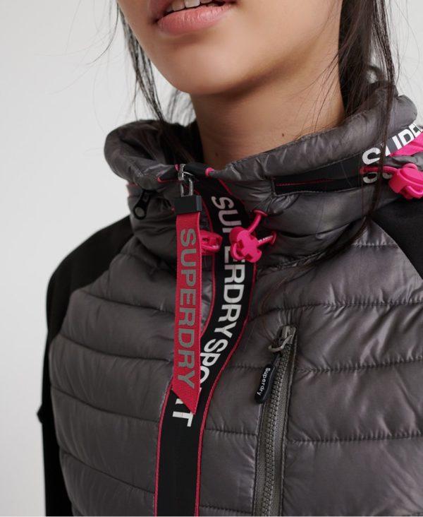 Женская Куртка Superdry Power Lite Hybrid - фото 3