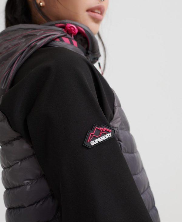 Женская Куртка Superdry Power Lite Hybrid - фото 4