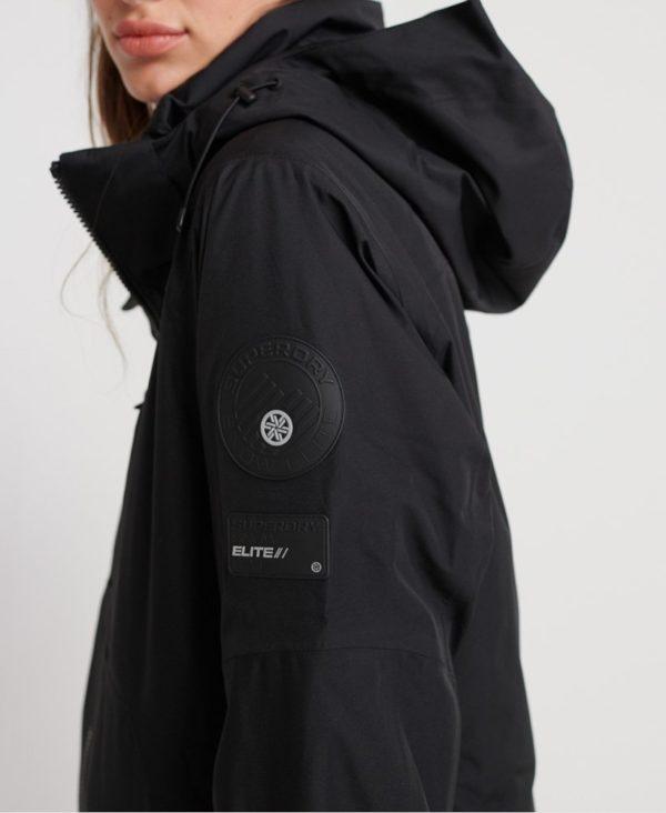 Женская Куртка Superdry Snow Assassin - фото 2
