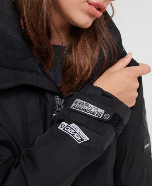 Женская Куртка Superdry Snow Assassin - фото 4