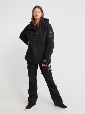 Женская Куртка Superdry Snow Assassin - фото 19