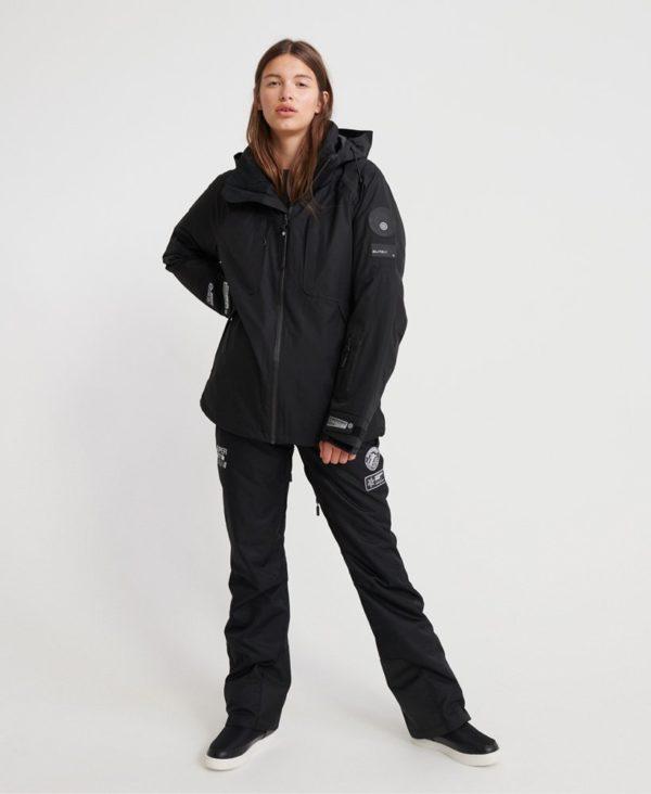 Женская Куртка Superdry Snow Assassin - фото 1