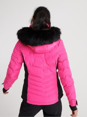 Женская куртка Superdry Luxe Snow Puffer - фото 20