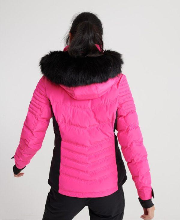 Женская куртка Superdry Luxe Snow Puffer - фото 2