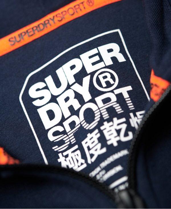 Мужская толстовка Superdry Core Sport - фото 7