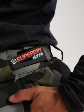 Мужские Брюки Superdry Ultimate Snow Rescue - фото 8