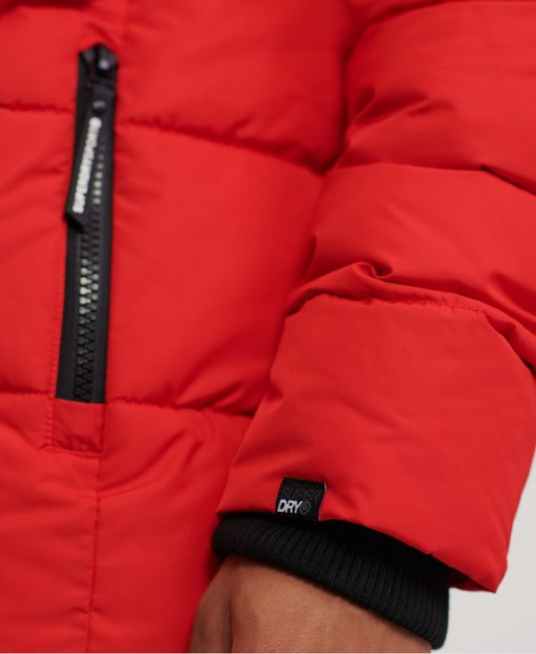 Мужская куртка Superdry Taped Sports Puffer - фото 5