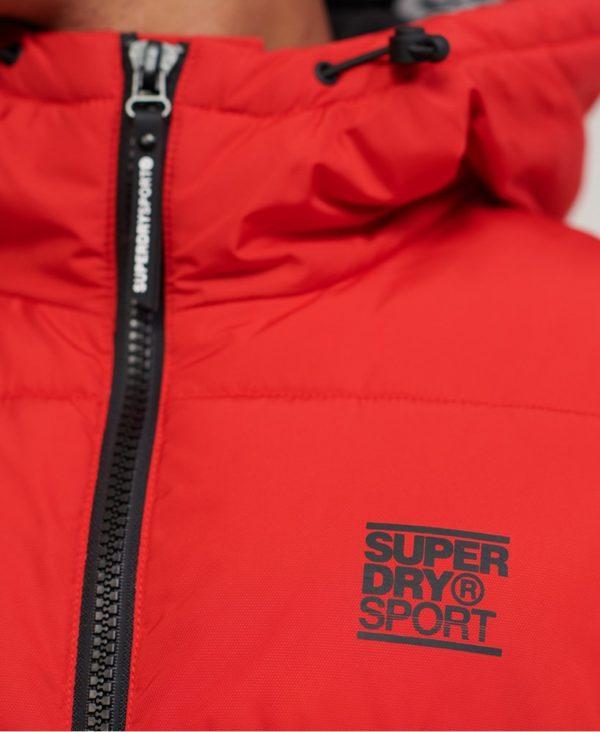 Мужская куртка Superdry Taped Sports Puffer - фото 6