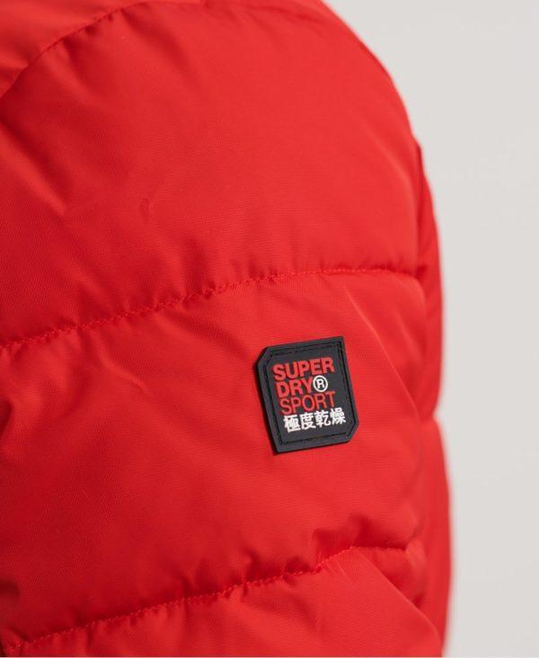 Мужская куртка Superdry Taped Sports Puffer - фото 7