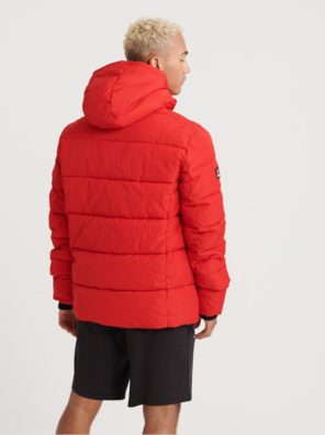 Мужская куртка Superdry Taped Sports Puffer - фото 20