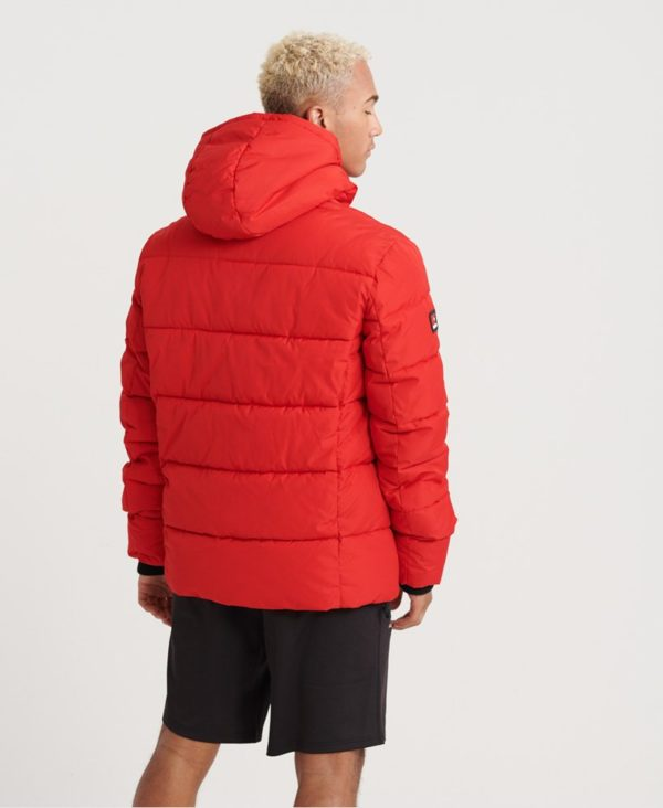 Мужская куртка Superdry Taped Sports Puffer - фото 2