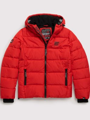 Мужская куртка Superdry Taped Sports Puffer - фото 19