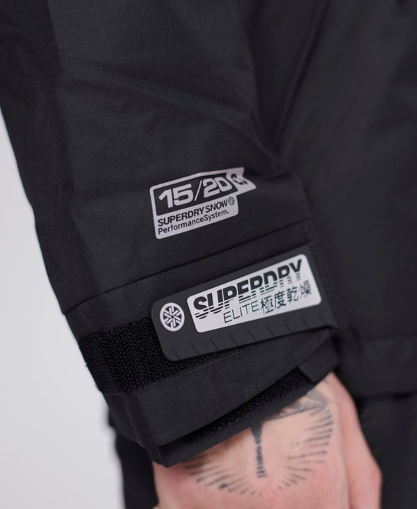 Мужская Куртка Superdry Snow Assassin - фото 4