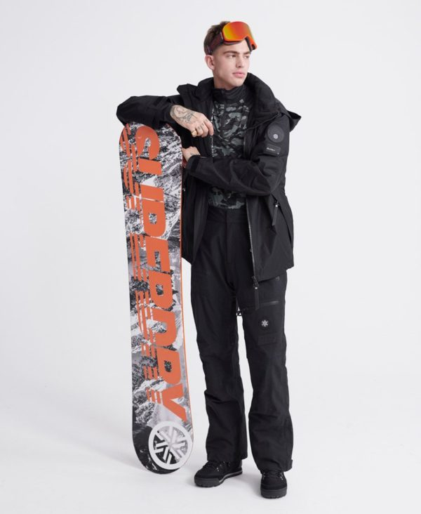 Мужская Куртка Superdry Snow Assassin - фото 8