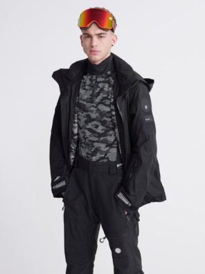 Мужская Куртка Superdry Snow Assassin - фото 20