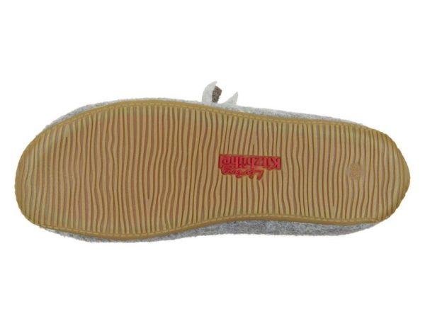 Тапочки Living Kitzbühel Edelweiß mit Fußbett Flache Hausschuhe - фото 4