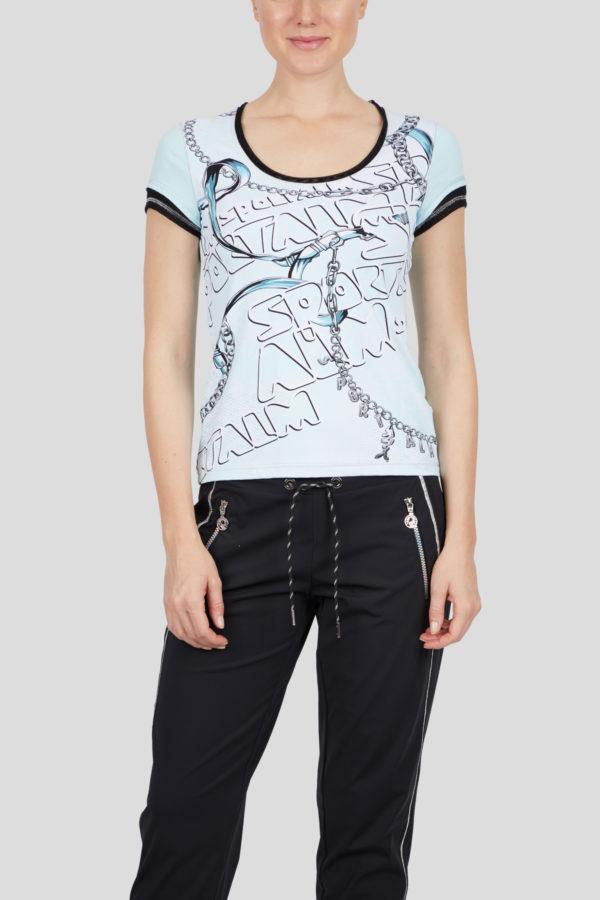Женская футболка Lionfish - фото 2