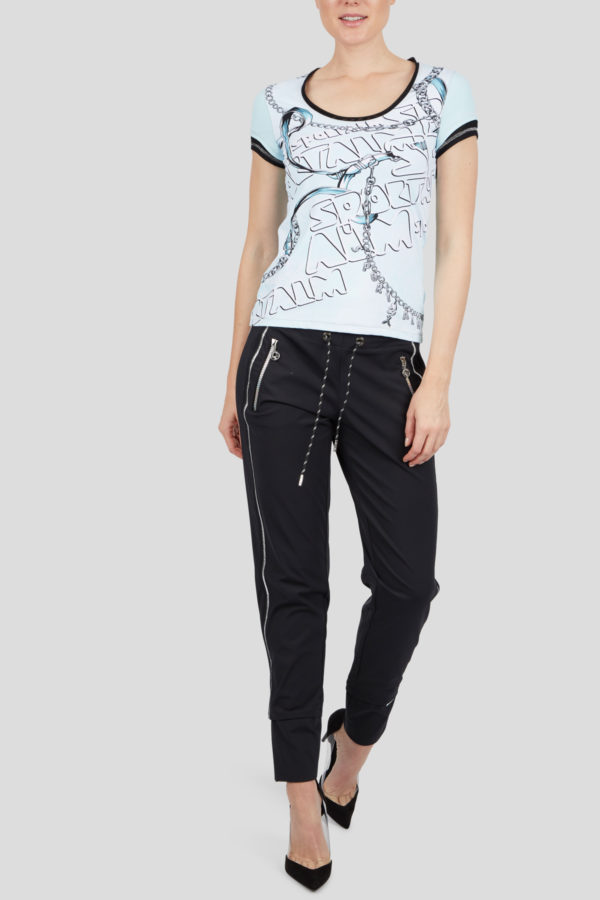 Женская футболка Lionfish - фото 6