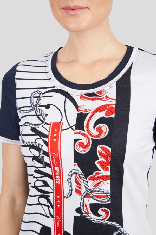 Женская футболка Clipper - фото 4