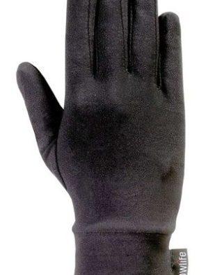 Перчатки женские Snowlife Lycra Liner - фото 11