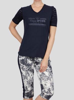 Женская футболка Chains - фото 26