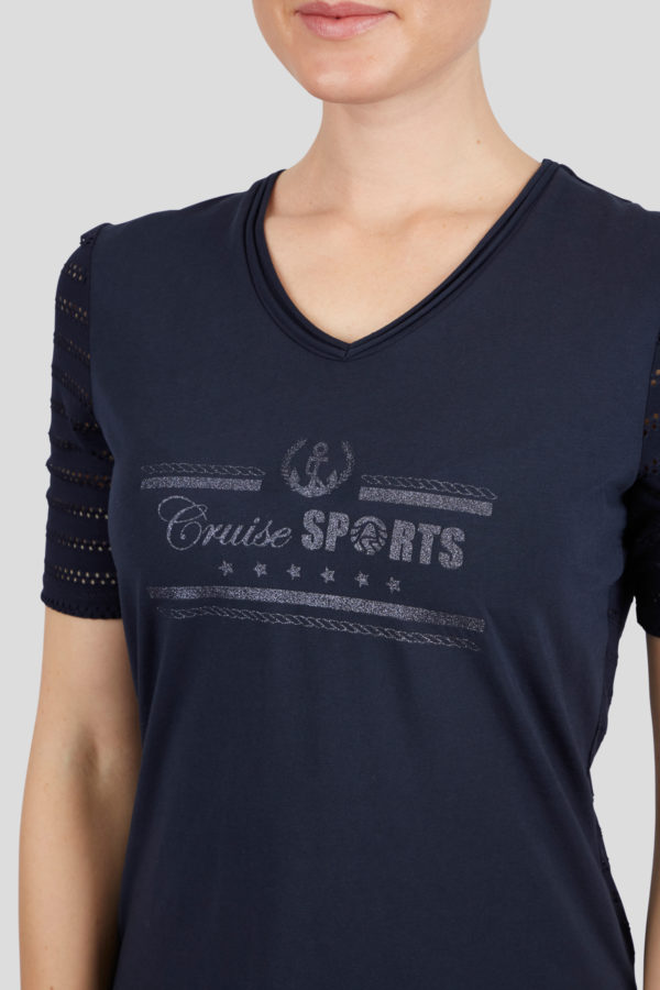 Женская футболка Chains - фото 4