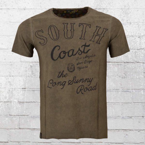 Мужская двусторонняя футболка Scorpion Bay - фото 3