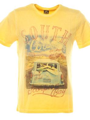 Мужская футболка T-SHIRT JERSEY RACE - фото 9