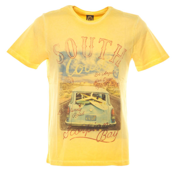 Мужская футболка T-SHIRT JERSEY RACE - фото 1