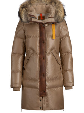 Женская кожаная куртка LONG BEAR SPECIAL - фото 3