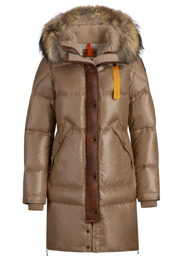 Женская кожаная куртка LONG BEAR SPECIAL - фото 1