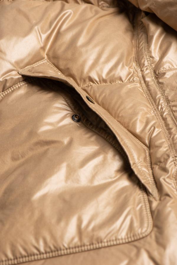 Женская кожаная куртка LONG BEAR SPECIAL - фото 4