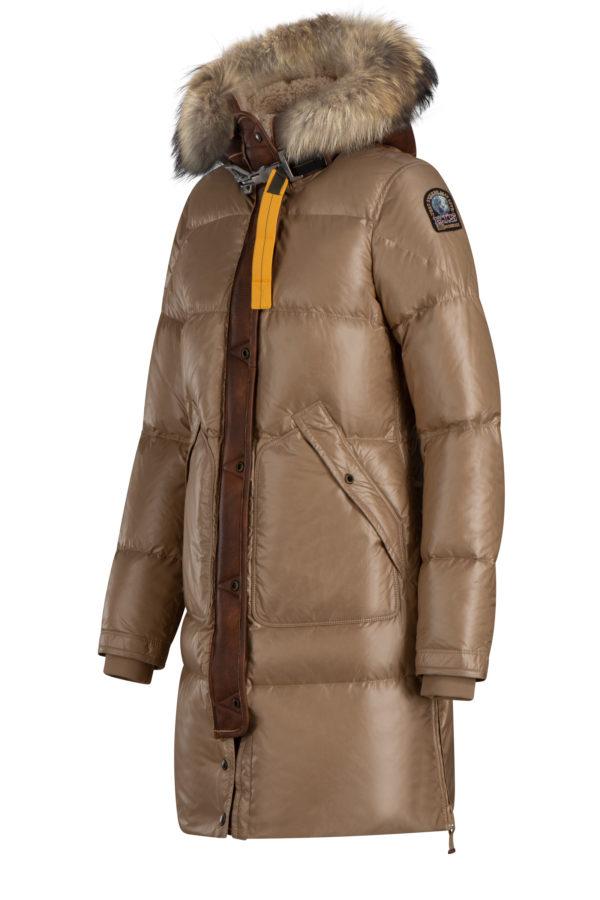 Женская кожаная куртка LONG BEAR SPECIAL - фото 2