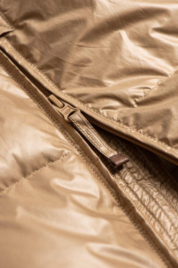 Женская кожаная куртка LONG BEAR SPECIAL - фото 5