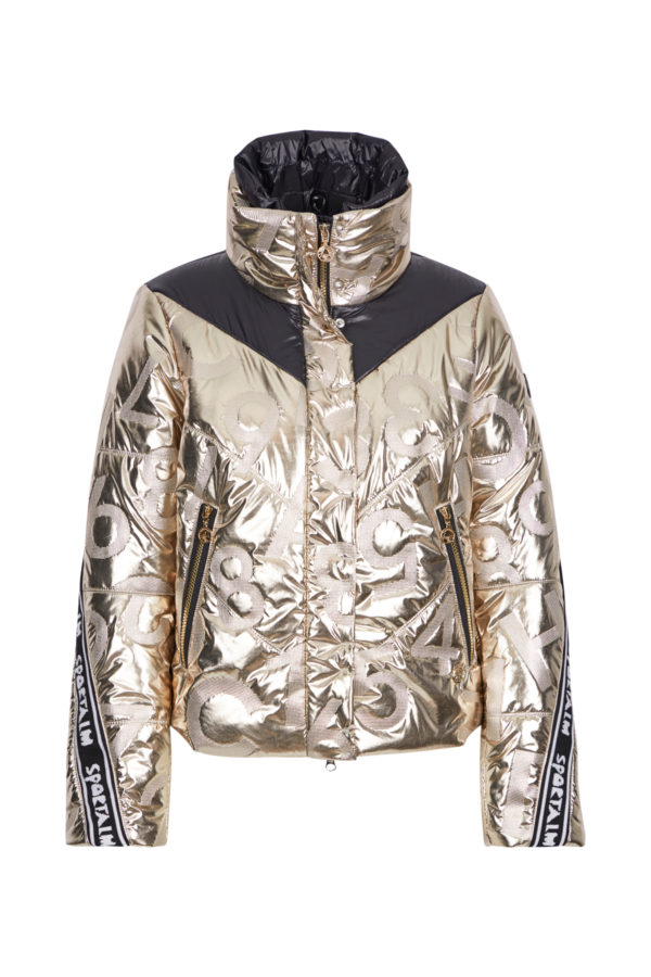 Женская куртка Sportalm с воротником-стойкой - фото 1